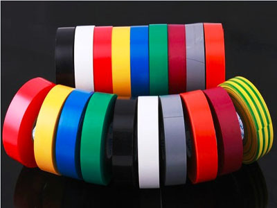 PVC electrical insulation tape china